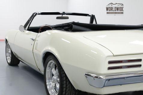 1967 Pontiac FIREBIRD 400CID V8 4-SPEED PS DISC BRAKES CONVERTIBLE | Denver, CO | Worldwide Vintage Autos in Denver, CO