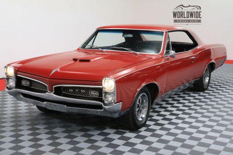 1967 Pontiac GTO 400 V8 RESTORED PS PB | Denver, Colorado | Worldwide Vintage Autos in Denver, Colorado