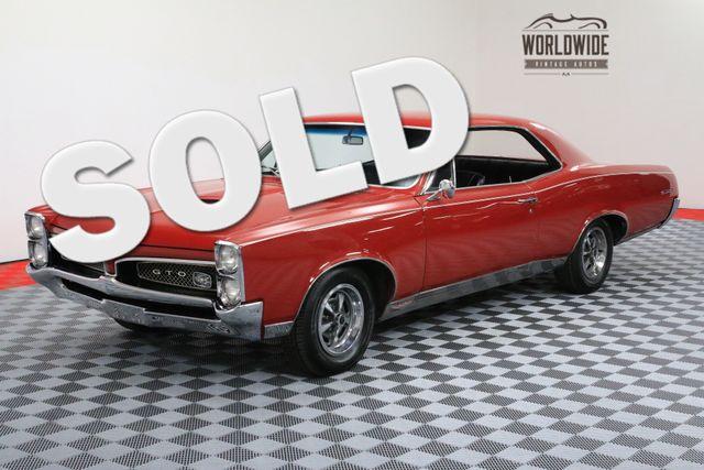 1967 Pontiac GTO 400 V8 RESTORED PS PB | Denver, Colorado | Worldwide Vintage Autos