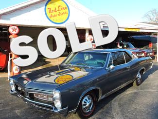 1967 Pontiac GTO  ORIGINAL TURQUOISE RedLineMuscleCars.com, Oklahoma