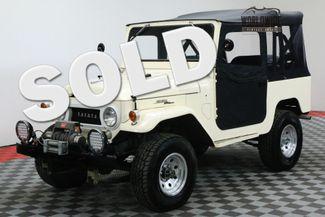 1967 Toyota LAND CRUISER FJ40 LIFT WINCH FJ45 FJ55 FJ60 | Denver, CO | Worldwide Vintage Autos in Denver CO