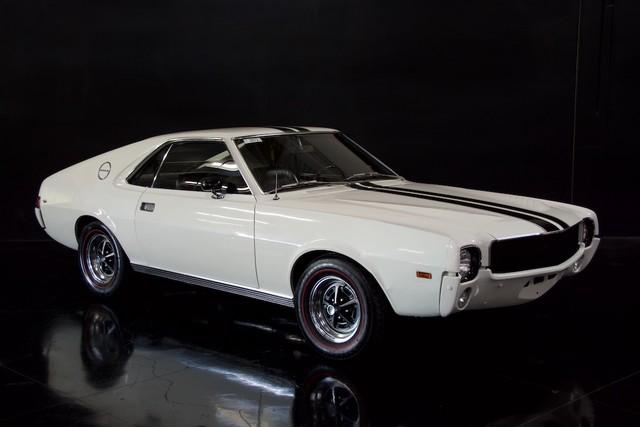 1968 Amc AMX  | Milpitas, California | NBS Auto Showroom