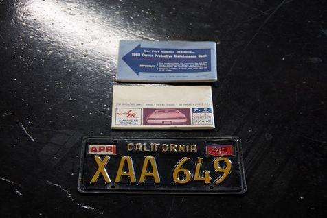1968 Amc AMX  | Milpitas, California | NBS Auto Showroom in Milpitas, California