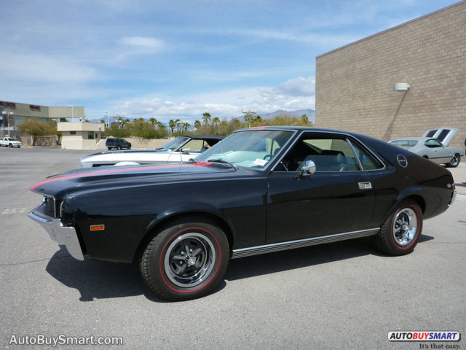 1968 black used amc amx for sale in las vegas nevada for Ebay motors las vegas