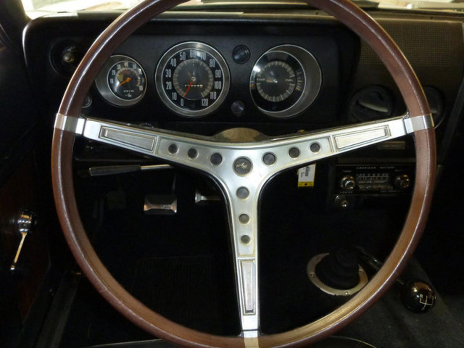 1968 Black Used Amc Amx For Sale In Las Vegas Nevada