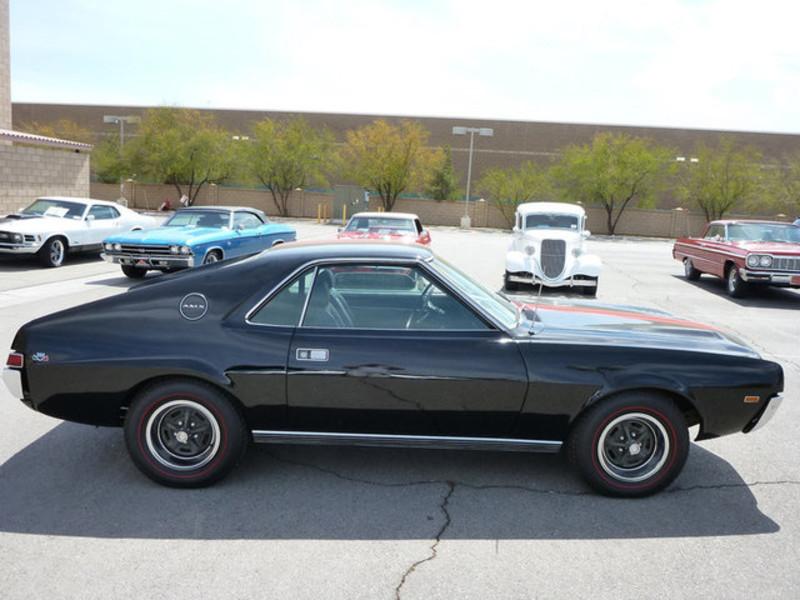 1968 American Motors Amx   in Las Vegas, NV