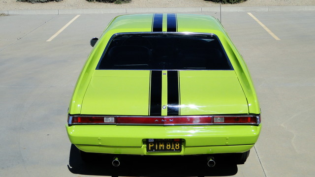 1968 American Motors AMX 2-SEATER Phoenix, Arizona 8