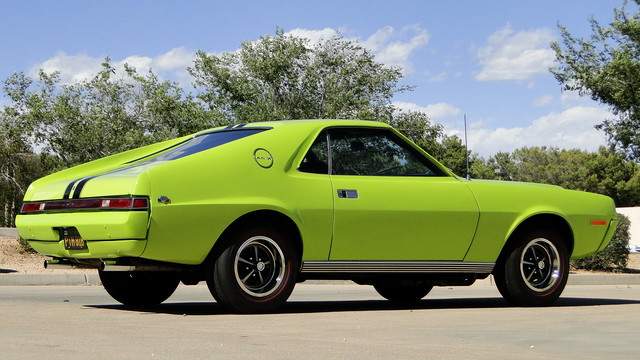 1968 American Motors AMX 2-SEATER Phoenix, Arizona 2