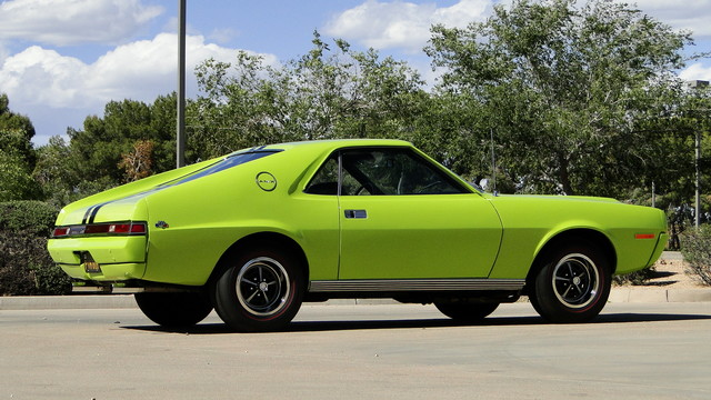 1968 American Motors AMX 2-SEATER Phoenix, Arizona 12