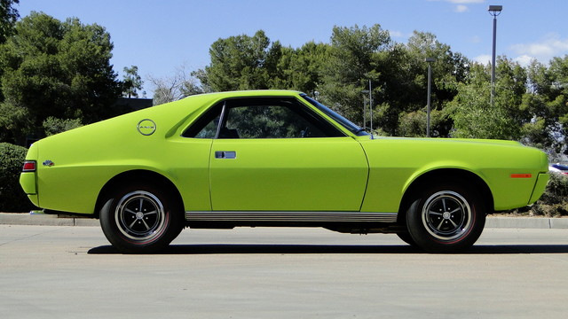 1968 American Motors AMX 2-SEATER Phoenix, Arizona 5