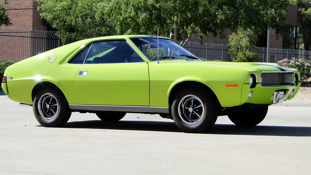 1968 American Motors AMX 2-SEATER Phoenix, Arizona 16
