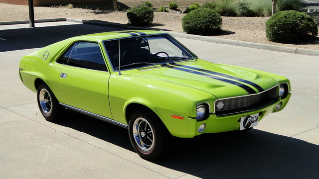 1968 American Motors AMX 2-SEATER Phoenix, Arizona 29
