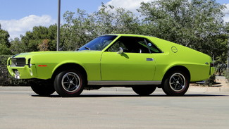 1968 American Motors AMX 2-SEATER Phoenix, Arizona