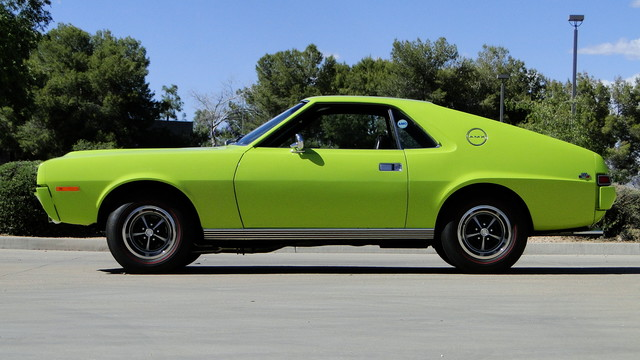 1968 American Motors AMX 2-SEATER Phoenix, Arizona 7