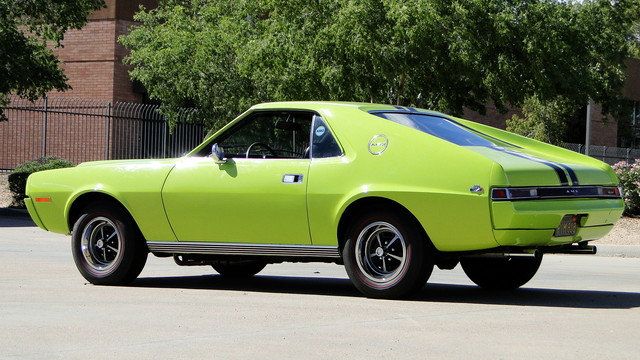 1968 American Motors AMX 2-SEATER Phoenix, Arizona 11