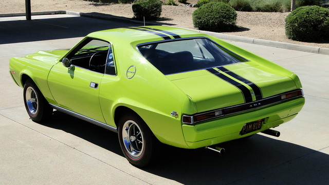 1968 American Motors AMX 2-SEATER Phoenix, Arizona 9