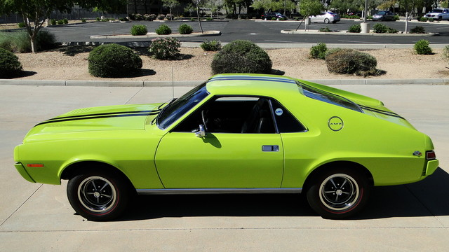 1968 American Motors AMX 2-SEATER Phoenix, Arizona 27