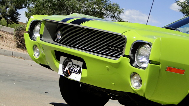 1968 American Motors AMX 2-SEATER Phoenix, Arizona 15