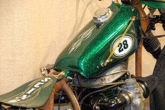 1968 Bsa A65 SPITFIRE MADE TO ORDER BOBBER CHOPPER MOTORCYCLE Mendham, New Jersey 6