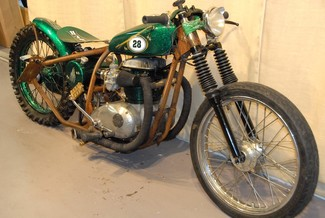 1968 Bsa A65 SPITFIRE MADE TO ORDER BOBBER CHOPPER MOTORCYCLE Mendham, New Jersey 8