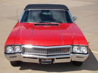 1968 Buick GS400 Bettendorf, Iowa 39