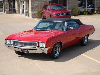 1968 Buick GS400 Bettendorf, Iowa 21