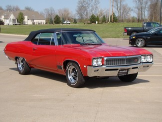 1968 Buick GS400 Bettendorf, Iowa 51