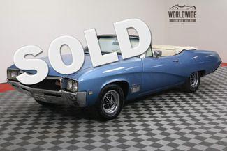 1968 Buick SKYLARK GS RARE GS CONVERTIBLE CONSOLE CAR | Denver, Colorado | Worldwide Vintage Autos in Denver Colorado