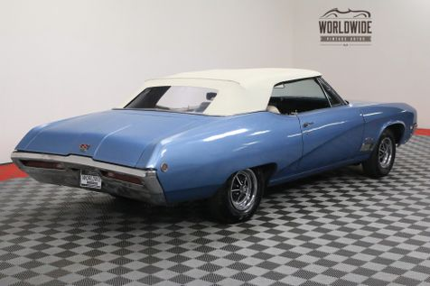 1968 Buick SKYLARK GS RARE GS CONVERTIBLE CONSOLE CAR | Denver, CO | WORLDWIDE VINTAGE AUTOS in Denver, CO