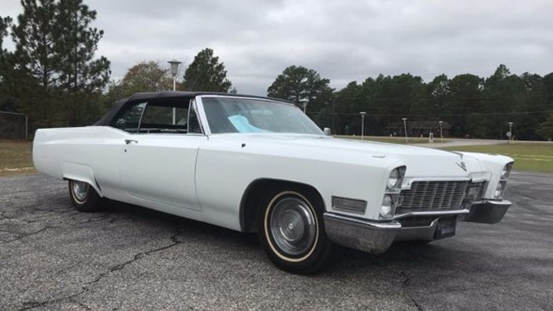 1968 Cadillac COUPE DEVILLE CONVERTIBLE  in Hope Mills, NC