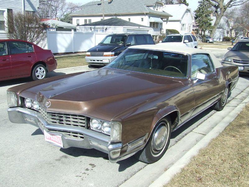 1968 Cadillac Eldorado | Mokena, Illinois | Classic Cars America LLC ...