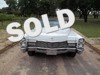 1968 Cadillac Sedar Deville Beaumont, TX