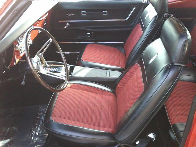 1968 Chevrolet Camaro SS 400v8 San Antonio, Texas 20