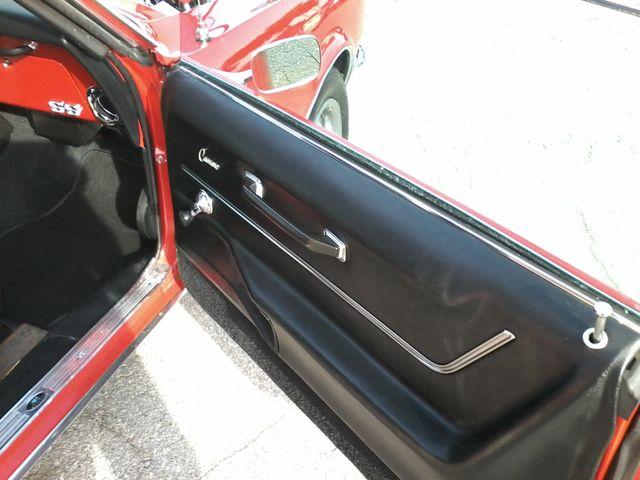 1968 Chevrolet Camaro SS 400v8 San Antonio, Texas 24
