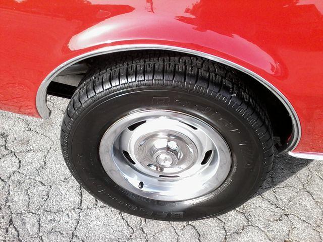 1968 Chevrolet Camaro SS 400v8 San Antonio, Texas 48