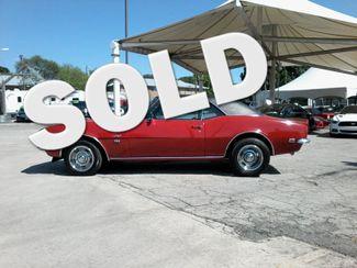 1968 Chevrolet Camaro 396 4 Speed SS TRIBUTE San Antonio, Texas