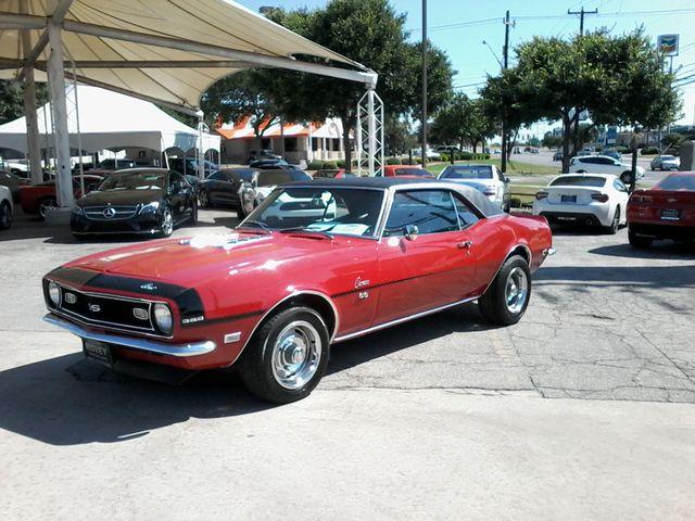 1968 Chevrolet Camaro 396 4 Speed SS TRIBUTE San Antonio, Texas 1