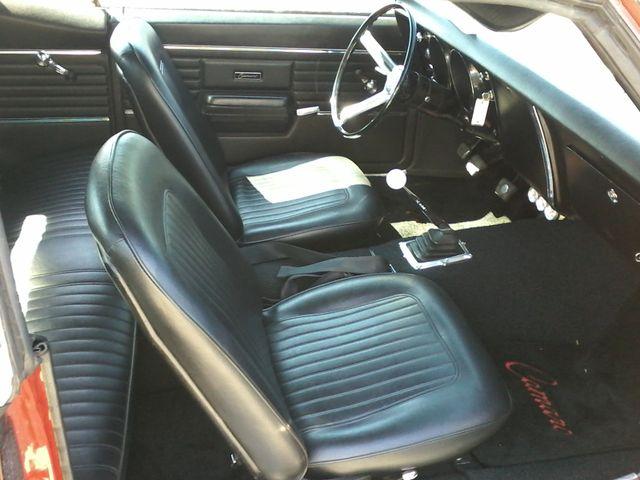 1968 Chevrolet Camaro 396 4 Speed SS TRIBUTE San Antonio, Texas 19