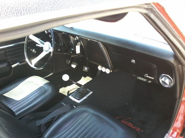 1968 Chevrolet Camaro 396 4 Speed SS TRIBUTE San Antonio, Texas 22