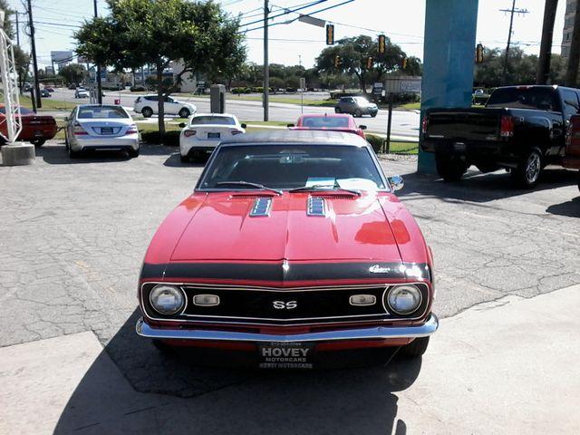 1968 Chevrolet Camaro 396 4 Speed SS TRIBUTE San Antonio, Texas 2