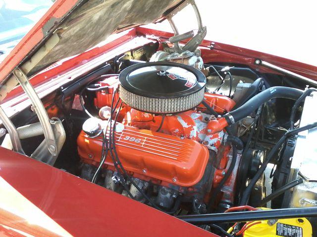 1968 Chevrolet Camaro 396 4 Speed SS TRIBUTE San Antonio, Texas 36