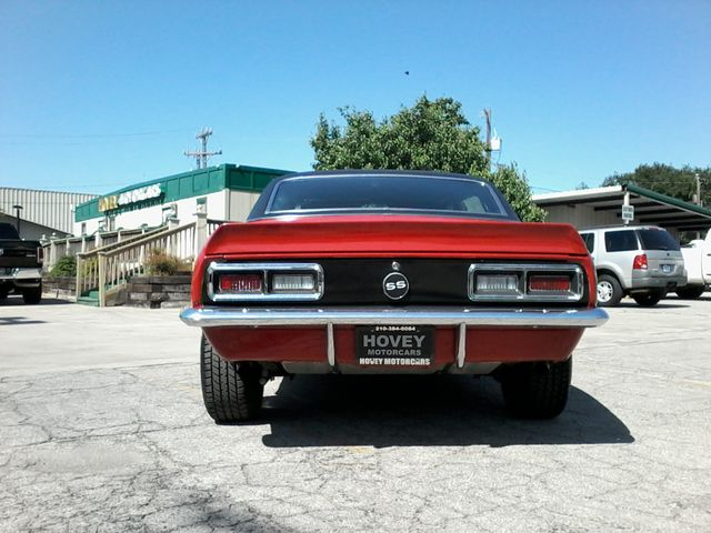 1968 Chevrolet Camaro 396 4 Speed SS TRIBUTE San Antonio, Texas 6