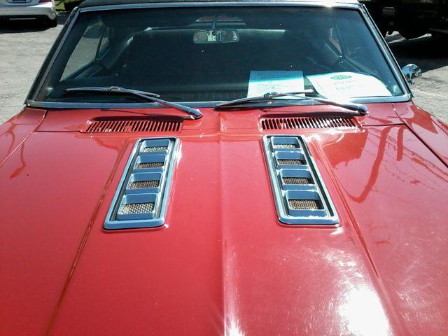 1968 Chevrolet Camaro 396 4 Speed SS TRIBUTE San Antonio, Texas 8