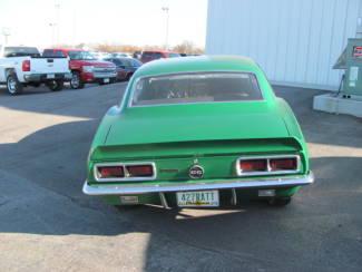 1968 Chevrolet Camaro ss rs Blanchard, Oklahoma 3