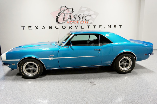 1968 Chevrolet Camaro SS | Lubbock, Texas | Classic Motor Cars