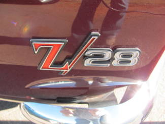 1968 Chevrolet Camaro Z28 Blanchard, Oklahoma 8