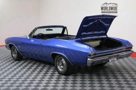 1968 Chevrolet CHEVELLE CONVERTIBLE | Denver, Colorado | Worldwide Vintage Autos in Denver, Colorado