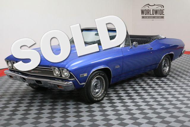 1968 Chevrolet CHEVELLE CONVERTIBLE | Denver, Colorado | Worldwide Vintage Autos