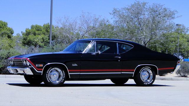 1968 Chevrolet CHEVELLE 327/275ci MALIBU SPORT COUPE Phoenix, Arizona 6