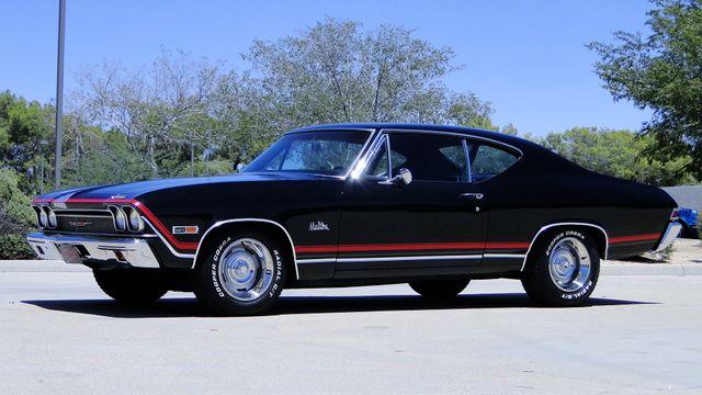1968 Chevrolet CHEVELLE 327/275ci MALIBU SPORT COUPE Phoenix, Arizona 0